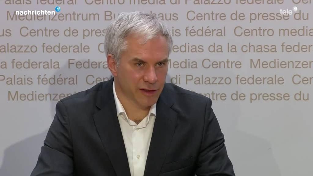 Die Schweiz geht in der Krise ihr eigenes Tempo