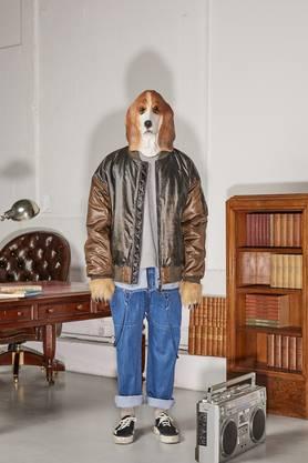 Schräg. Die aktuelle Oversized-Herrenmode nach Jungdesigner Julien David.