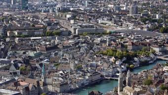 Die Stadt Zürich soll Europas digitale Hauptstadt werden.