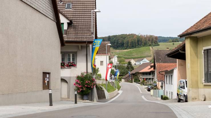 Die Geschichte von  Schinznach - hier der Ortsteil Oberflachs - steckt voller Überraschungen. Einige davon werden nun in der Dorfchronik präsentiert.