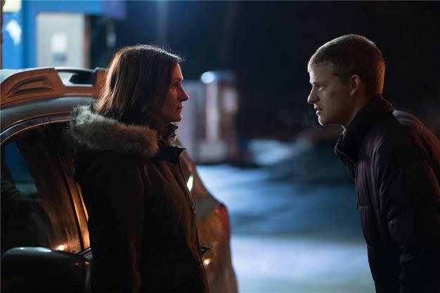 Auf die Probe gestellt: Julia Roberts und Lucas Hedges in «Ben is Back».
