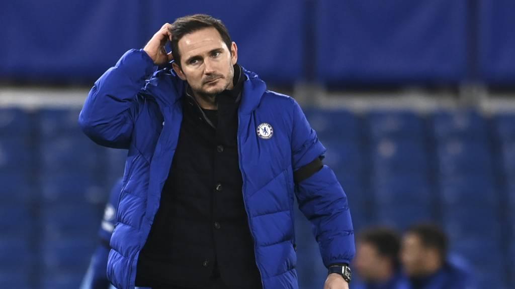 Chelsea entlässt Frank Lampard