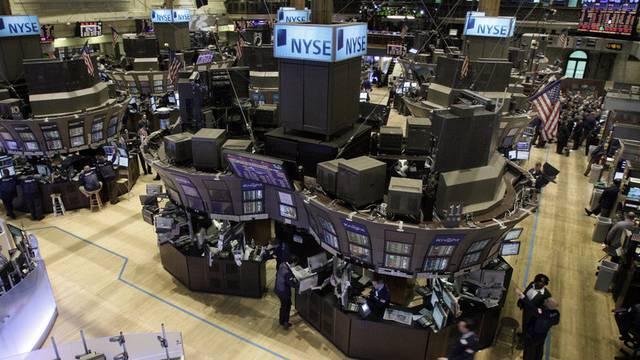Blick in die NYSE