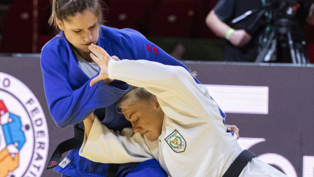Fabienne Kocher gewinnt an der WM Bronze