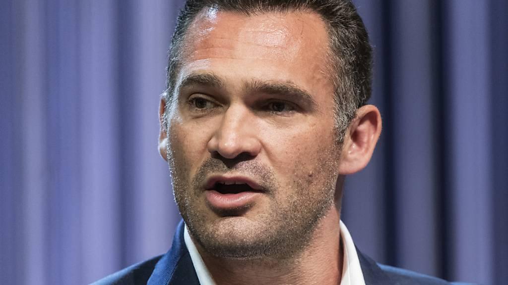 Nationalrat Marcel Dobler will FDP im Zweiergespann führen