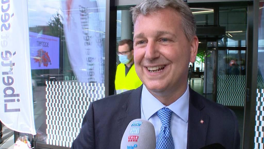 Tessiner Marco Chiesa ist der neue SVP-Präsident