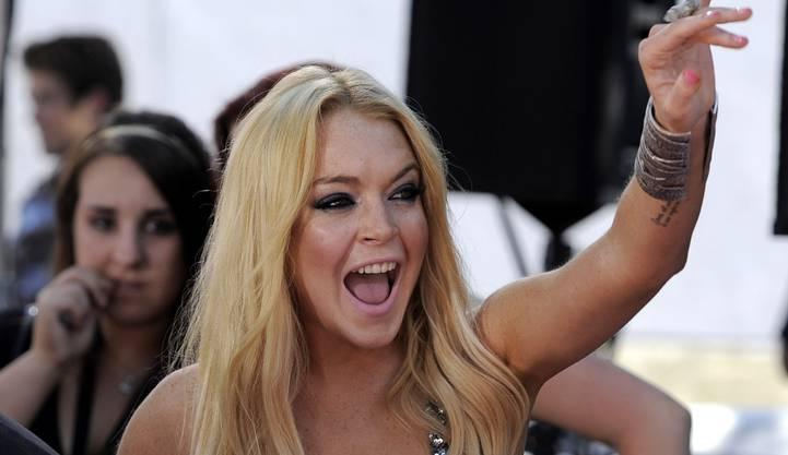 Lindsay Lohan muss für Spritztour bezahlen.