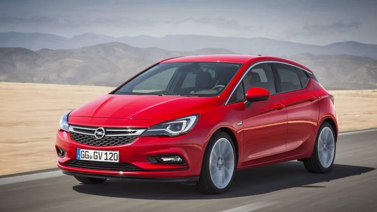 Ein Opel Astra kommt allerdings nur auf eine Höchstgeschwindigkeit von 185 Kilometer pro Stunde.