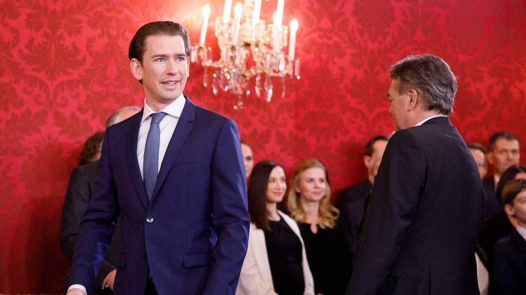 Panne bei österreichischem Regierungsantritt; Telenovela Untertitelung bei ORF