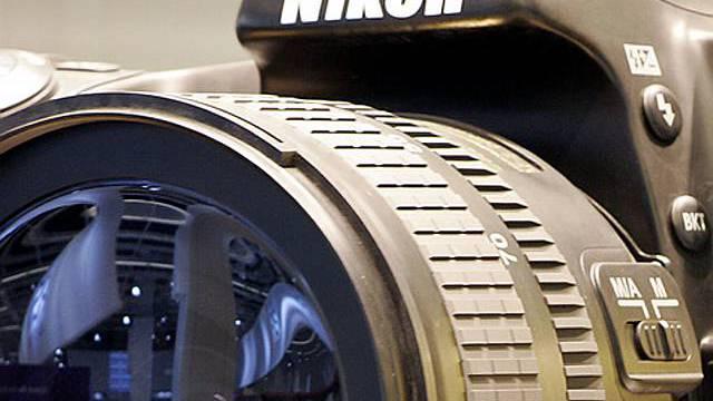 Nikon ist im Visier der Wettbewerbskommission (Archiv)