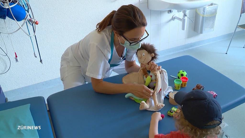 Internationaler Tag der Pflege: Besuch im Zürcher Kinderspital