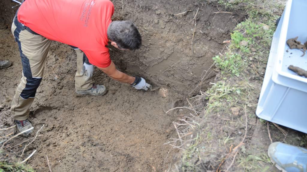 Kein Geld: Ausserrhoden zerstört archäologische Funde