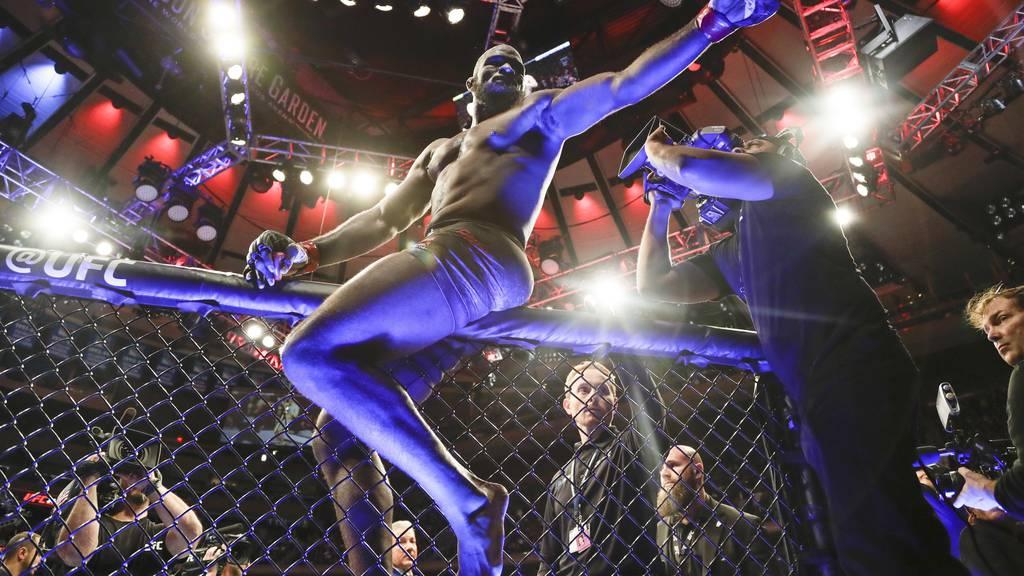 3 spektakuläre KOs: eine Nacht für alle Kampfsportfans