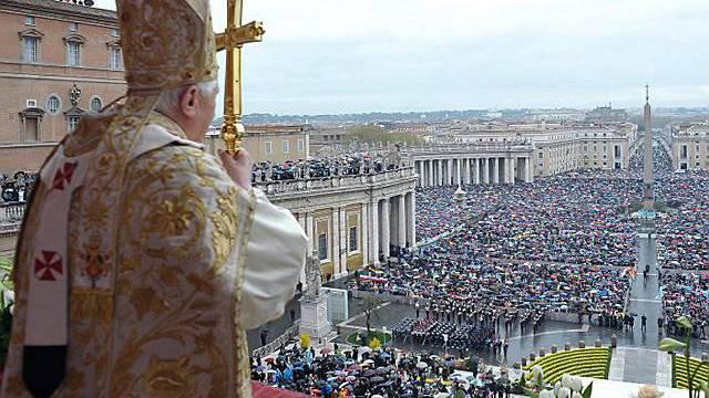 Der Papst erwähnt die Missbrauchsfälle mit keinem Wort