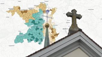 Teaserbild Religion im Aargau