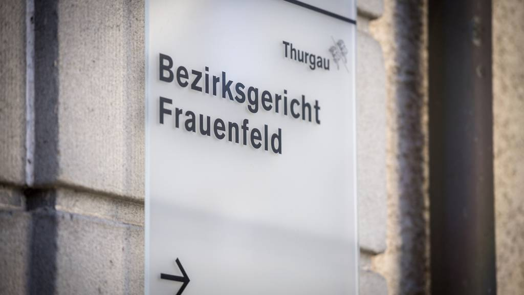 Geplatzter Deal im Kinderporno-Prozess in Frauenfeld