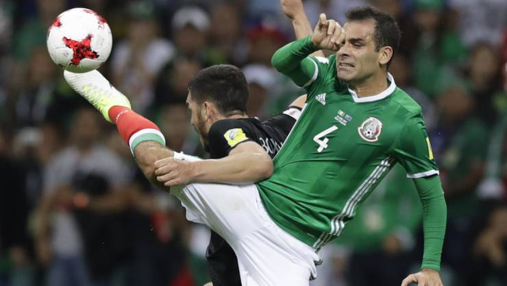 Mexikos Rafael Marquez wurden Verbindungen zu einem Drogen-Kartell nachgewiesen