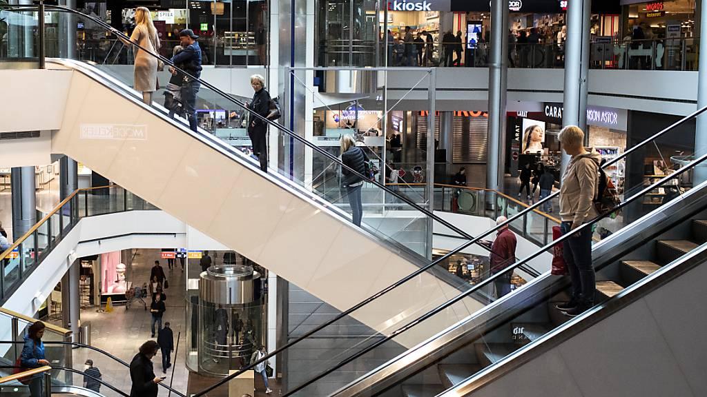 Viele Konsumenten wollen laut Studie Einkaufsgewohnheiten ändern