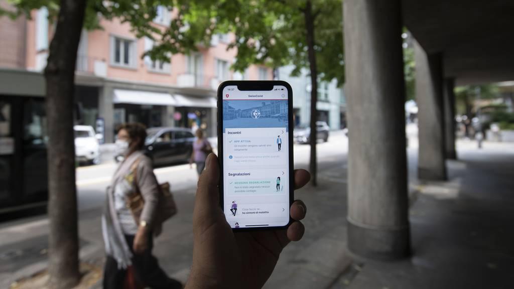 Corona-App: Swisscom verschickt SMS mit falschem Absender – und wird vom BAG zurückgepfiffen