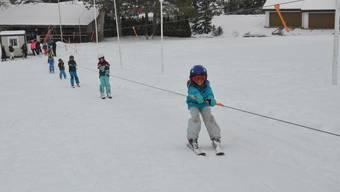 Macht jetzt zu: Der tiefstgelegene Skilift der Schweiz in Dietikon.