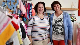 Die Inhaberinnen Ruth Müller (rechts) und Isabella Tiesnes haben keine Zeit mehr dafür.