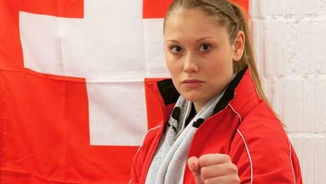 Ramona Brüderlin wird die Schweiz an der Elite Karate-EM in Montpellier vertreten.