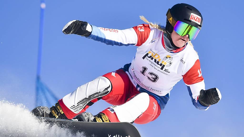 Schweizer Alpin-Boarder haben WM-Medaillen im Visier