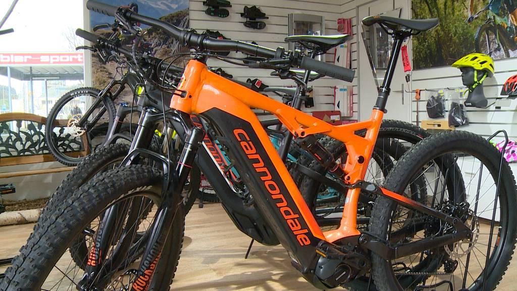 E-Bike Boom
