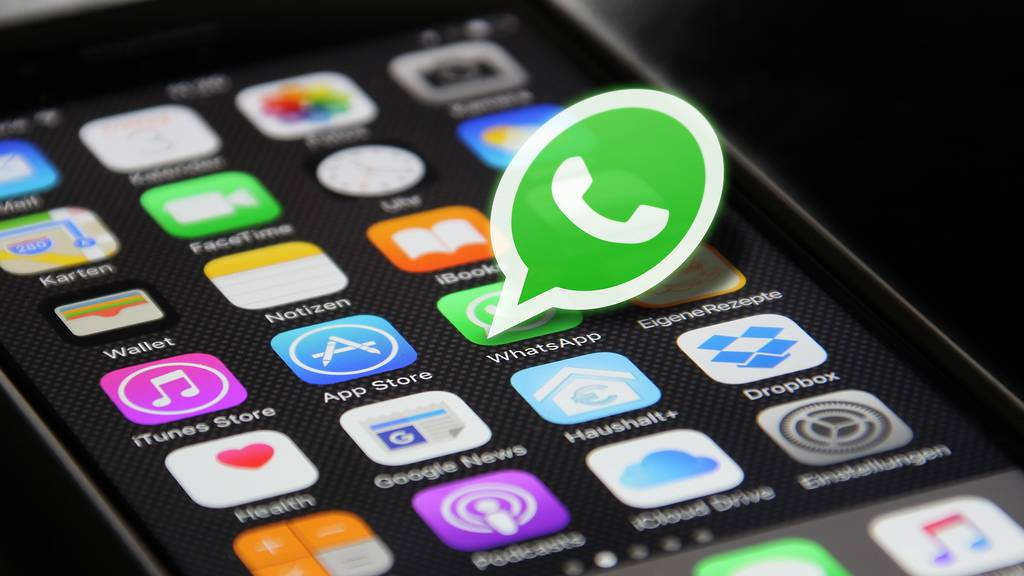 Selbstlöschende Bilder per «Whatsapp» verschicken