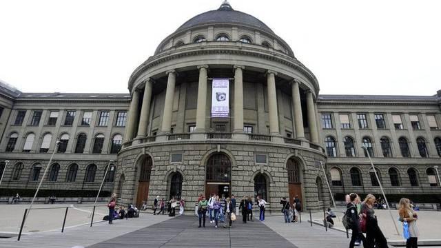 Die Studiengebühren an der ETH Zürich sollen verdoppelt werden. (Archiv)