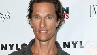 Matthew McConaughey ist zum dritten Mal Vater geworden (Archiv)
