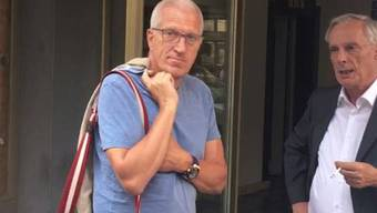 Diesen Dienstag musste Pierin Vincenz bei der Staatsanwaltschaft antraben.