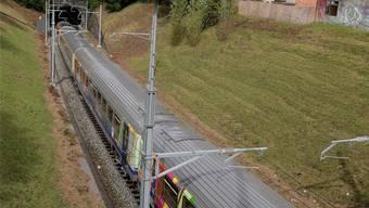 Für den vierspurigen Ausbau der Elsässerbahn müssten die Tunnel – hier etwa am Morgartenring – eingerissen werden.