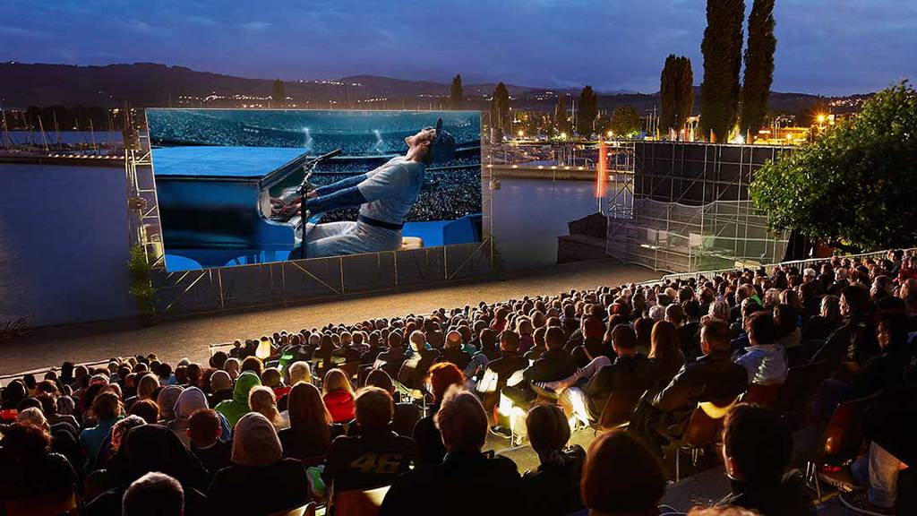 Open Air Cinema Arbon
