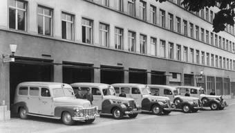 125-Jahr-Jubiläum von Schutz & Rettung Zürich