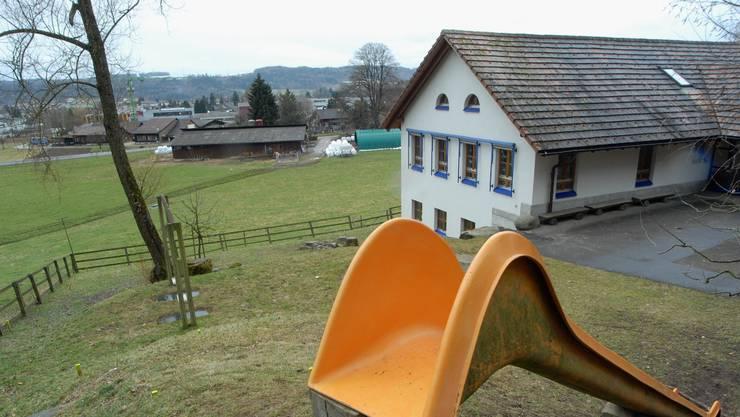 Zu wenig Kinder: Der Kindergarten in Busslingen wird geschlossen. (Archiv)