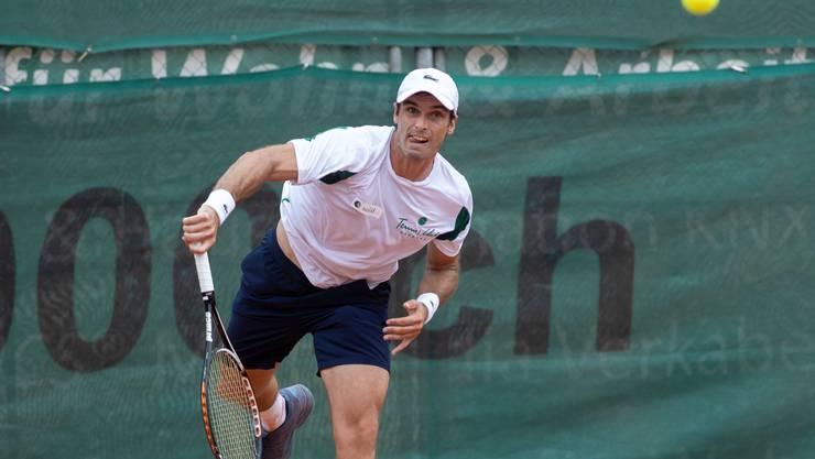 Pablo Andujar gewann alle vier Einzel der bisherigen Saison. Am Wochenende schlug er Leandro Riedi klar mit 6:3 und 6:1, den Argentinier Marco Trungelliti (ATP 231) nach Satzrückstand.