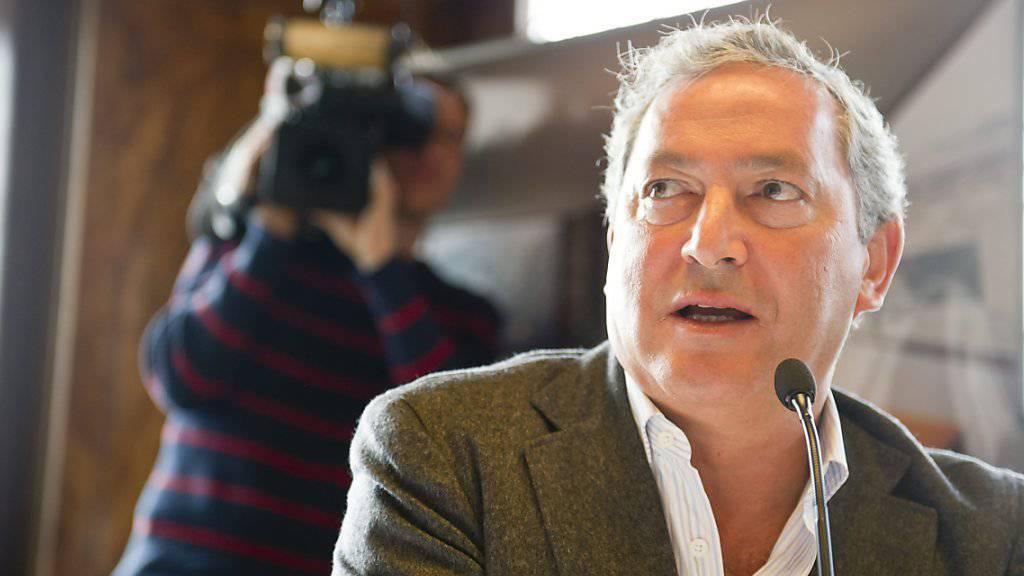 Die Orascom Development Holding des ägyptischen Milliardärs Samih Sawiris hat in den ersten neun Monaten des Geschäftsjahrs deutlich weniger Umsatz und einen Verlust erzielt. (Archiv)