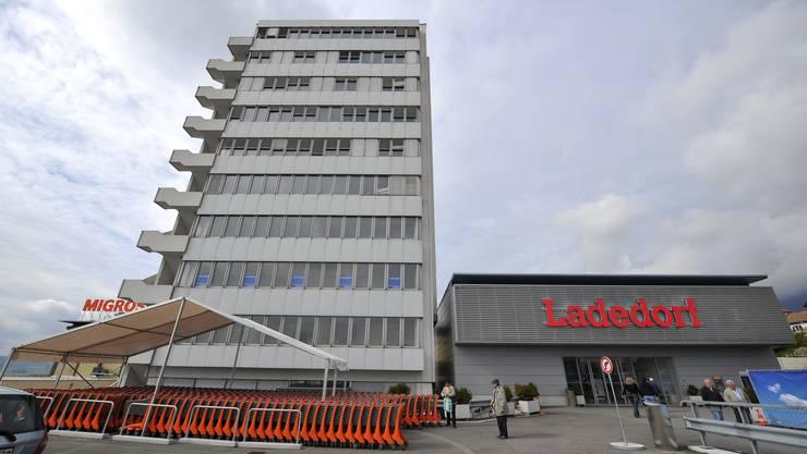 In der Migros Langendorf ist eine Bombendrohung eingegangen