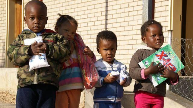 Corpus Christi Parish Kindergarten (Katutura) (Bild: Nicole Annette Müller)
