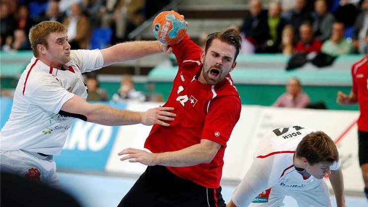 Wieder im Schweizer Nationalteam: Alen Milosevic.
