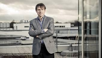 Er soll der neue starke Mann in Basel werden: Bernhard Burgener.