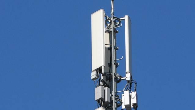 Mit Salt möchte ein dritter Mobilfunkanbieter in Gretzenbach eine Antenne aufstellen. (Symbolbild)