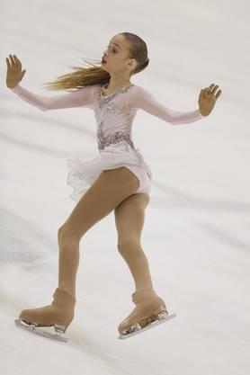 Kimmy Repond Junioren Schweizermeisterin