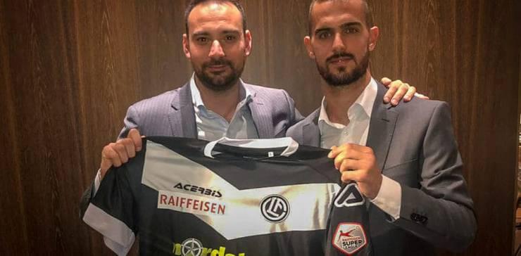 Der in Serbien geborene Ungare Filip Holender spielt ab kommender Saison für den FC Lugano. Der Stürmer kommt von Honved Budapest ins Tessin.