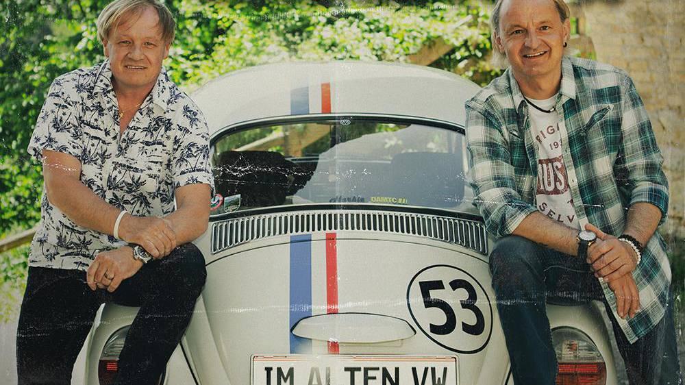 Mario & Christoph - Im alten VW