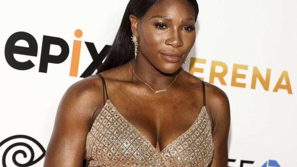 Sport ist nicht gleich Sport: Nach Tanz-Dreharbeiten für Beyoncé hatte Tennis-Star Serena Williams heftigen Muskelkater. (Archivbild)