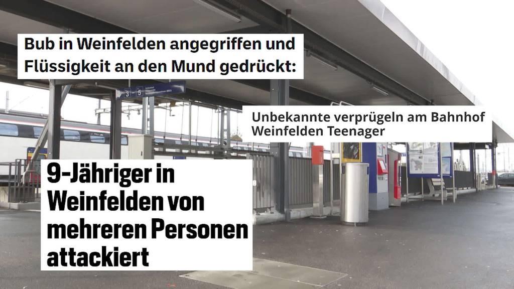 Ärger am Bahnhof: Stadt Weinfelden will mehr Sicherheit