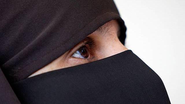 Burka bleibt in der Schweiz erlaubt (Archiv)