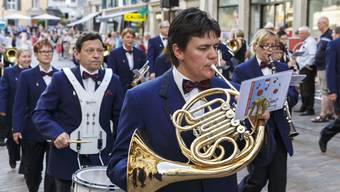 Die Stadtmusik Solothurn bietet in Zukunft Kurse für Erwachsene an. (Archiv)